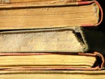 Libro viejo imagenes de archivo