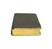 Libro viejo cerrado foto de archivo