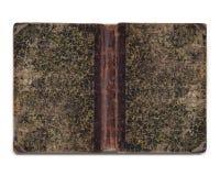 Libro viejo de la cubierta Fotos de archivo libres de regalías