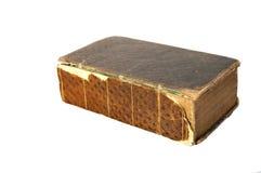 Libro viejo del salmo Imágenes de archivo libres de regalías