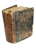 Libro viejo roto vendimia imagen de archivo