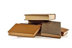 Libros 5 fotografía de archivo libre de regalías