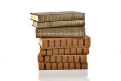 Libros 8 fotografía de archivo