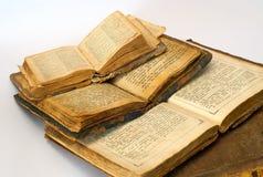 Libros anticuarios Imagen de archivo libre de regalías