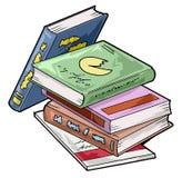 Libros coloridos Libre Illustration
