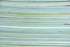 Libros de la coincidencia Imágenes de archivo libres de regalías