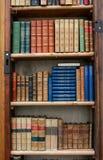 Libros de la vendimia Fotografía de archivo libre de regalías