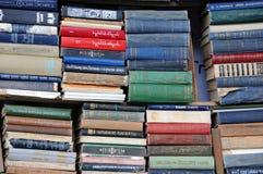 Libros de segunda mano Foto de archivo libre de regalías