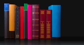 Libros del color Imagen de archivo