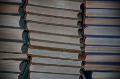 Libros 4 del fondo Fotos de archivo