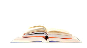 Libros empilados Imagen de archivo