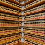 Libros en la esquina Imagen de archivo