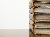 Libros viejos Fotografía de archivo