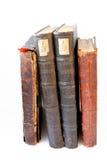 Libros viejos de la iglesia Fotografía de archivo