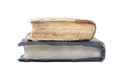 Libros viejos de la vendimia Fotografía de archivo libre de regalías
