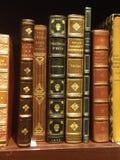 Libros viejos de la vendimia Fotos de archivo