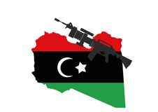Libya Royalty Free Stock Photography