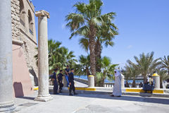 libya fotografie stock libere da diritti