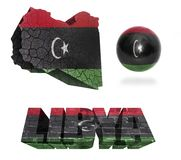 Libya Symbols Stock Photos