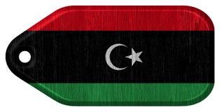 Libya flag Royalty Free Stock Images