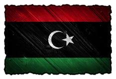 Libya flag Royalty Free Stock Image