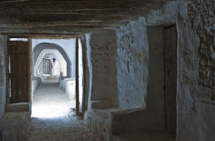 Libya. Ghadames,the old Medina Stock Image