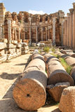 Libya, Tripoli, Leptis Magna Royalty Free Stock Photos