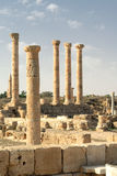 Libya, Tripoli, Leptis Magna Royalty Free Stock Photo