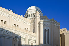 Libya. Tripoli,the Nasser mosque in the Colonial district Royalty Free Stock Photos