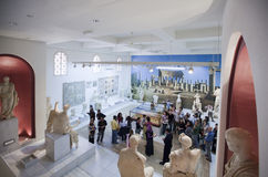 Libya. Tripoli,the National Museum Royalty Free Stock Image