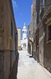 Libya. Tripoli,the old Medina Royalty Free Stock Photos