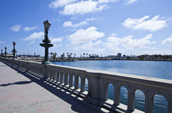 Libya. Tripoli,view of the city from the Red Fort Royalty Free Stock Images