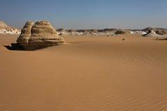 libyan Египета пустыни западный Стоковое Изображение RF