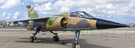 Libyan Air Force Mirage F1 Reg 502 Stock Photos