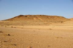 Libyan desert Royalty Free Stock Photos
