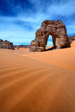 Libyan desert Stock Photos