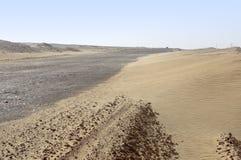 Libyan Desert Royalty Free Stock Images