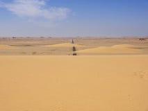 Libyan Desert Royalty Free Stock Image