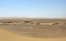 Libyan Desert Stock Image