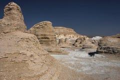 Libyan desert in West Egypt Stock Image