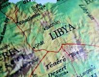 libyen Stockbild