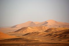 Libyen desert Stock Photography