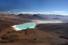 licancabur ranek widok wulkan Obraz Royalty Free