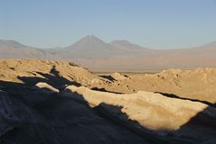 Licancabur volcano Royalty Free Stock Photo