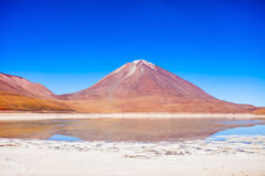 Licancabur volcano Royalty Free Stock Images