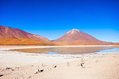 Licancabur volcano Royalty Free Stock Photography