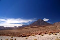 Licancabur Volcqano Stock Photos