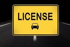 license photos libres de droits