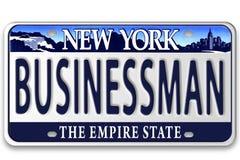 License plates Stock Photo