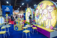 Licensing Expo 2014 Royalty Free Stock Images